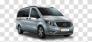 Mercedes-Benz Vito Car Van Mercedes-Benz Sprinter, Mercedes Benz Vito PNG clipart