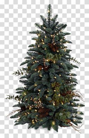 Christmas tree Christmas decoration Santa Claus, Christmas Tree HD PNG