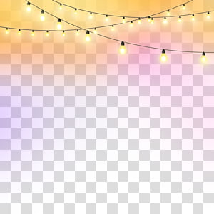 night lights PNG clipart