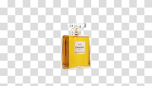 Perfume Yellow Brand, perfume PNG clipart