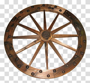 Wheel, Wooden Wheel PNG clipart