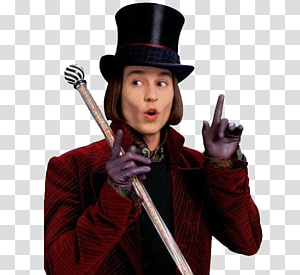 Charlie and the Chocolate Factory Willy Wonka Charlie Bucket Wonka Bar Violet Beauregarde, Willy Wonka PNG
