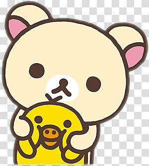 Rilakkuma Hello Kitty Drawing Character Cuteness, Animation PNG