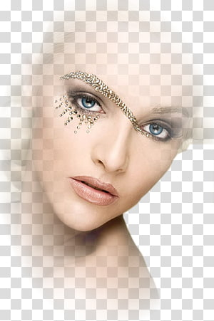 Eyelash extensions Glitter Eye Shadow Cosmetics Eyebrow, Face PNG clipart