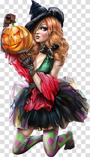 witch Woman Costume Halloween Бойжеткен, witch PNG clipart