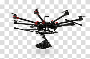 Aircraft Unmanned aerial vehicle Quadcopter DJI Multirotor, aircraft PNG clipart