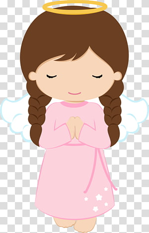 angel illlstration, Baptism First Communion , angel baby PNG