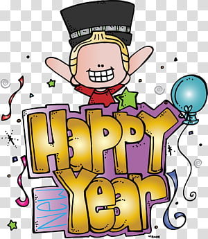 New Year\'s Day New Year\'s Eve Christmas , new year\'s day gallery PNG clipart