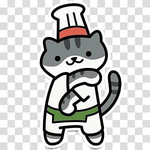 Neko Atsume Cat lady Meme Furry fandom, Cat PNG clipart