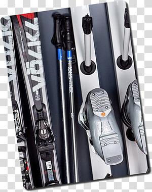 Ski Bindings, design PNG clipart