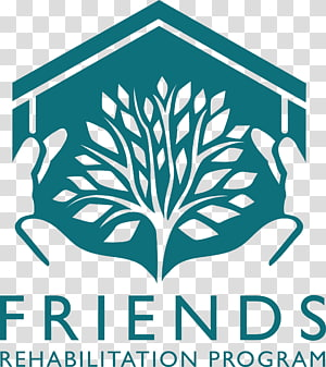 Friends Rehabilitation Program, Inc. Guild House Logo, Friends logo PNG clipart