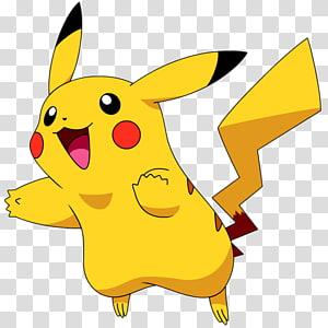 Pikachu Pokémon Yellow Ash Ketchum Pokémon GO, pikachu PNG