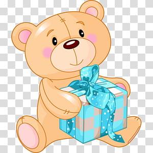 Teddy bear , bear PNG clipart