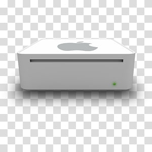 sqaure Apple electronic device, electronic device multimedia technology, MacMini PNG clipart