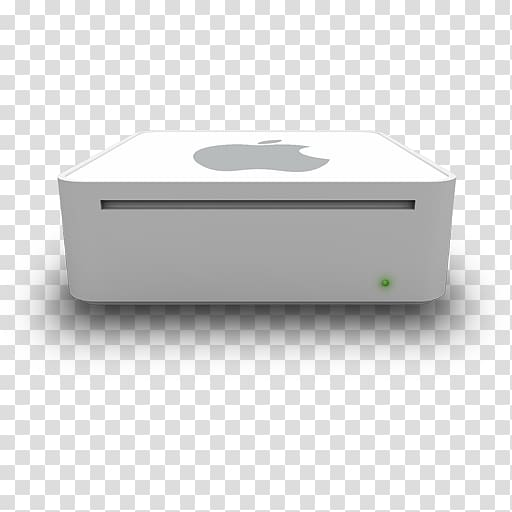sqaure Apple electronic device, electronic device multimedia technology, MacMini PNG