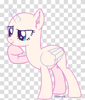 Pony Drawing , mlp base PNG clipart