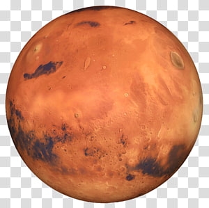 Mars Solar System Planet Saturn Olympus Mons, planet mars PNG clipart