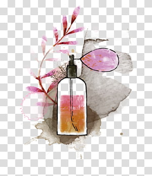 Chanel Poster Perfume Advertising, bottle PNG clipart