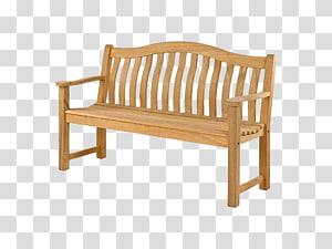 Table Garden furniture Bench Chair, Wooden Garden Crates PNG