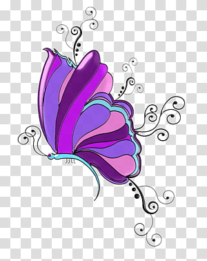 Butterfly , butterfly PNG clipart