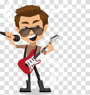 cartoon music PNG