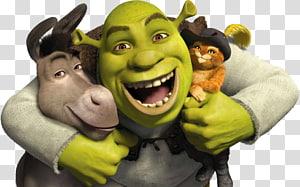Donkey Shrek The Musical Puss in Boots Shrek Film Series, donkey PNG