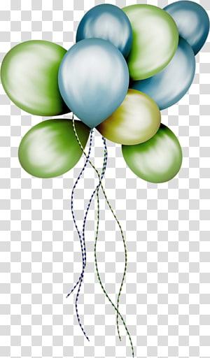 Balloon Watercolor painting , Watercolor balloon PNG