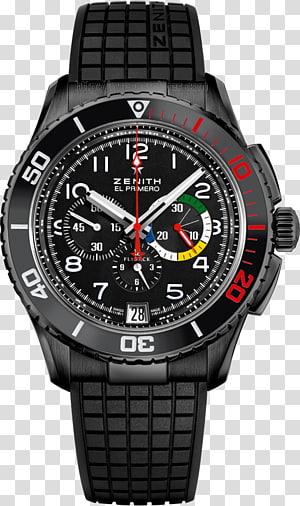 Omega Speedmaster Zenith Flyback chronograph Watch Eco-Drive, tienda deportiva la 22 PNG