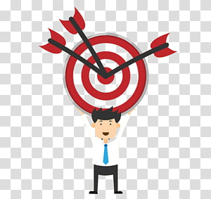 Target market Advertising Target audience Business, Aiming at the circle,Arrow target PNG clipart