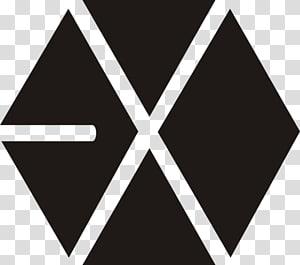 EXO K-pop Mama XOXO Logo, design PNG clipart