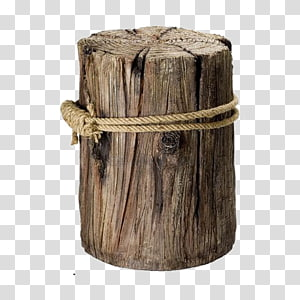 wooden trunk PNG