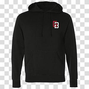 Hoodie T-shirt Zipper Sweater Clothing, Hooded sweatshirt PNG