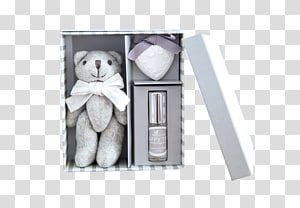 Gift Souvenir Box Stuffed toy, Bear gift with gift material PNG clipart