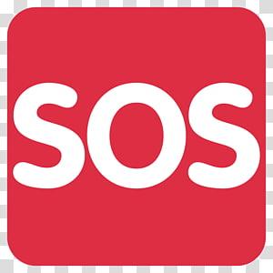 SOS Logo Symbol Meaning , guess emoji PNG clipart