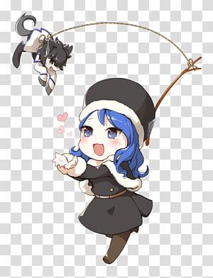 Juvia Lockser Gray Fullbuster Erza Scarlet Natsu Dragneel Fairy Tail, fairy tail PNG