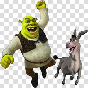 Donkey Shrek Film Series Puss in Boots Princess Fiona, donkey PNG