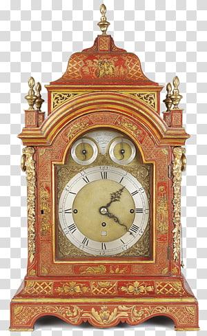 Floor & Grandfather Clocks Antique, clock PNG