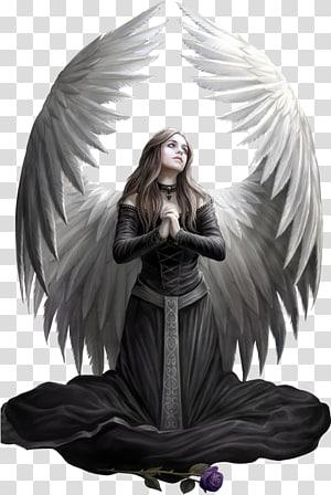Cherub Fantasy Angel Artist, angel PNG