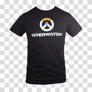 Printed T-shirt Overwatch Clothing, T-shirt PNG