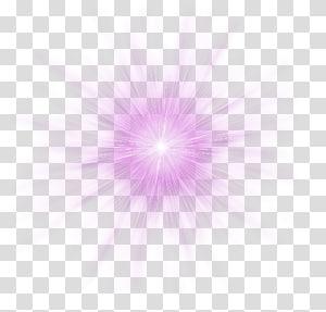 purple glare PNG