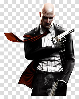 Hitman 2: Silent Assassin Agent 47 Hitman: Codename 47 Hitman: Absolution Video game, Hitman PNG clipart