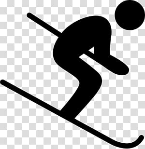 Skiing Computer Icons Sports, skiing PNG clipart