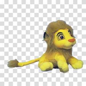 Lion Stuffed Animals & Cuddly Toys Big cat Plush, lion PNG clipart