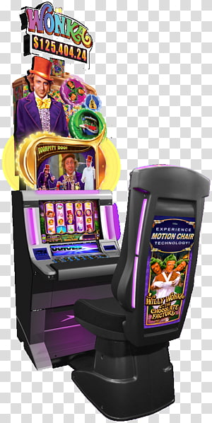 Willy Wonka Wonka Bar Video game WMS Gaming Slot machine, Extreme Ghostbusters PNG