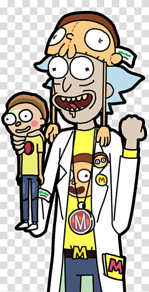 Morty Smith Pocket Mortys Science Fiction , rick and morty icons PNG clipart