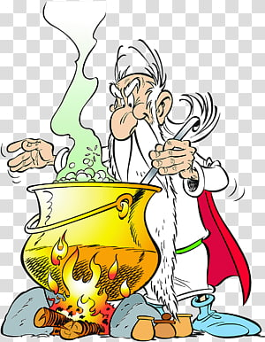 Obelix Getafix Asterix Potion Training, Muertos PNG clipart