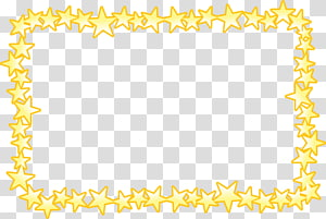 Yellow Area Pattern, Gold frame PNG clipart
