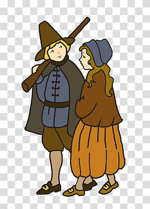 Pilgrims Thanksgiving , thanksgiving PNG clipart