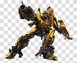 Transformer Bumblebee illustration, Bumblebee Optimus Prime Megatron Transformers Autobot, transformers PNG clipart