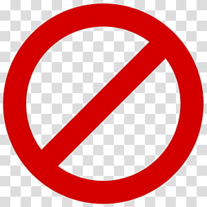 no entry logo, No symbol Sign , forbidden PNG